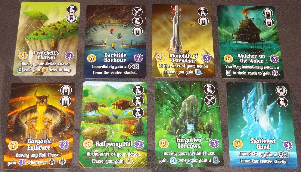 Valeria: Card Kingdoms domains