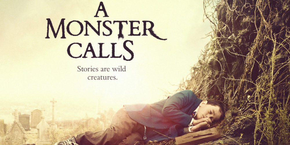 Liam Neeson Reads 'A Monster Calls'