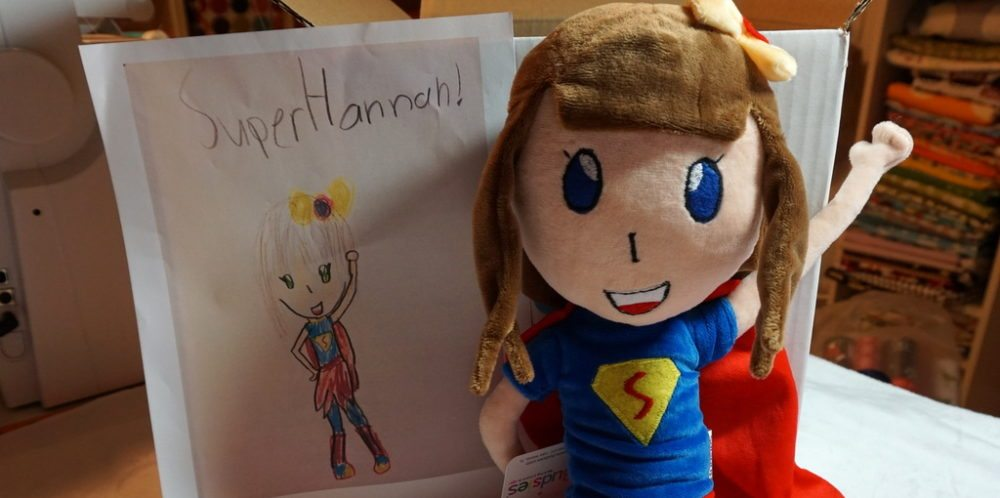 Turn Your Kids' Drawings into Plush Dolls with Budsies