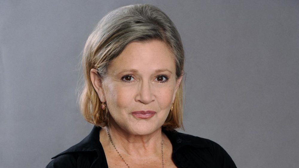 How Carrie Fisher Helped Me Safely Talk About Having a Bipolar Parent