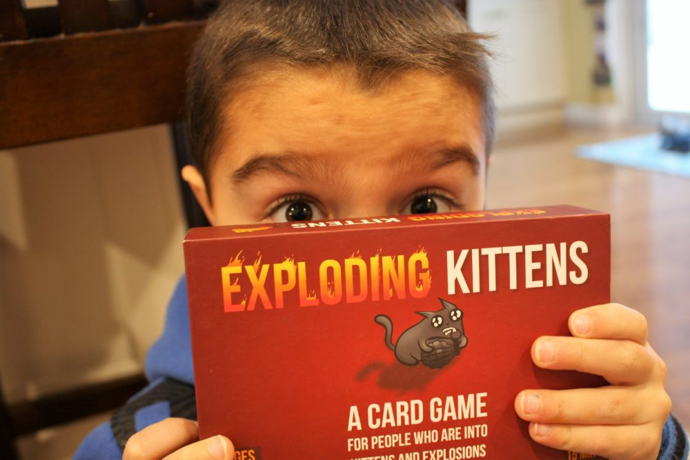 Gameschooling: Play More in the New Year
