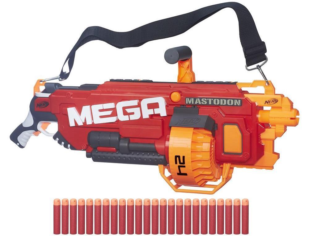 Review: The Nerf Mega Mastadon Is Perfect – For Bigger Kids