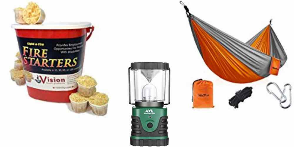 Save Big on Starting a Fire, Hanging a Hammock, and Lighting the Night – Daily Deals!