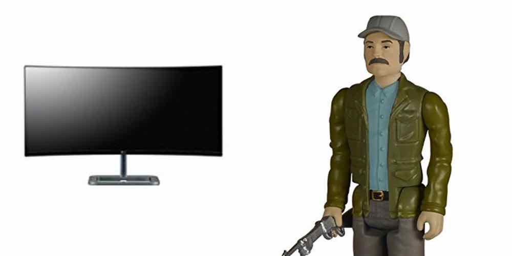 Save Big on a Curved 34″ LG Monitor, 'Jaws' Actions Figures in Today's Daily Deals!
