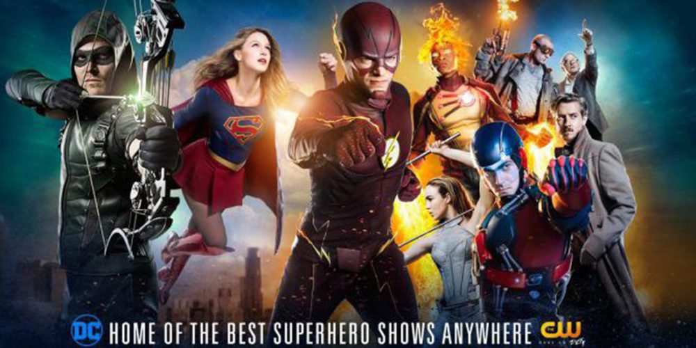 DC on The CW: Mid-Season Returns and a New Way to Interact