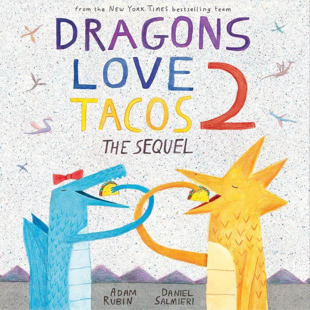 Dragons Love Tacos 2 cover
