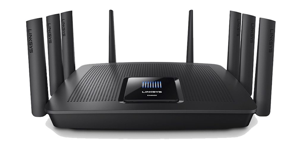 Linksys Max-Stream EA9500 Router: Turns Out That Power Is Useful