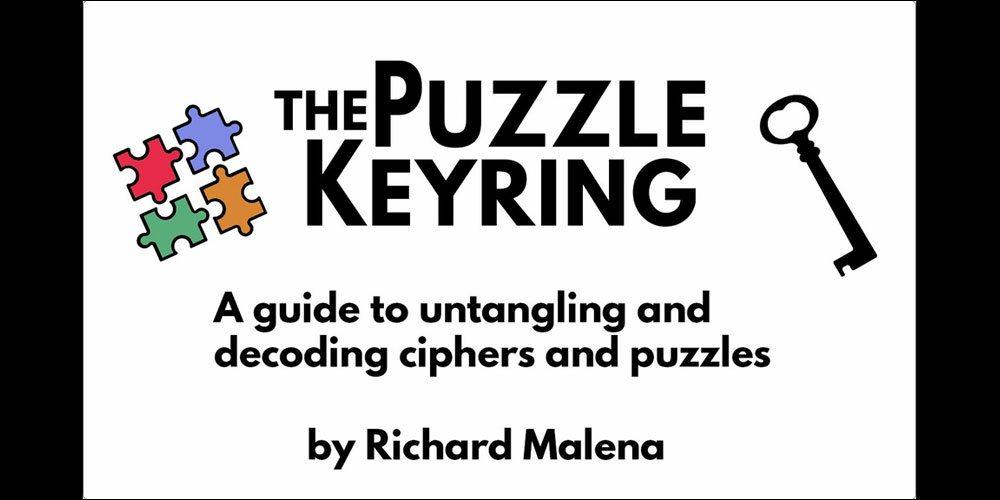 Kickstarter Alert: The Puzzle Keyring