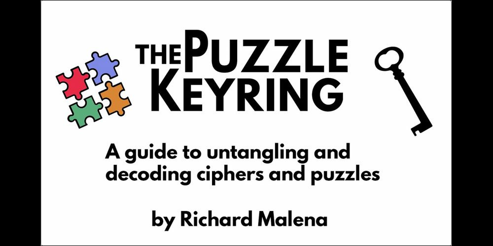 The Puzzle Keyring