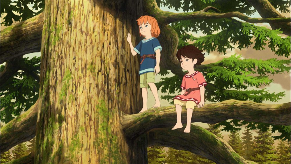 Studio Ghibli Is Back on the Small Screen with 'Ronja, the Robber's Daughter'