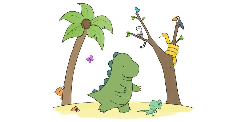 'Rory the Dinosaur' Giveaway