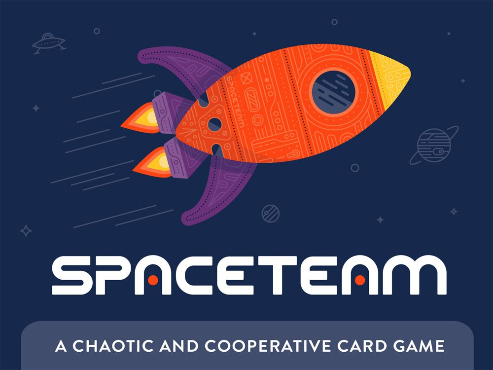 Spaceteam cover