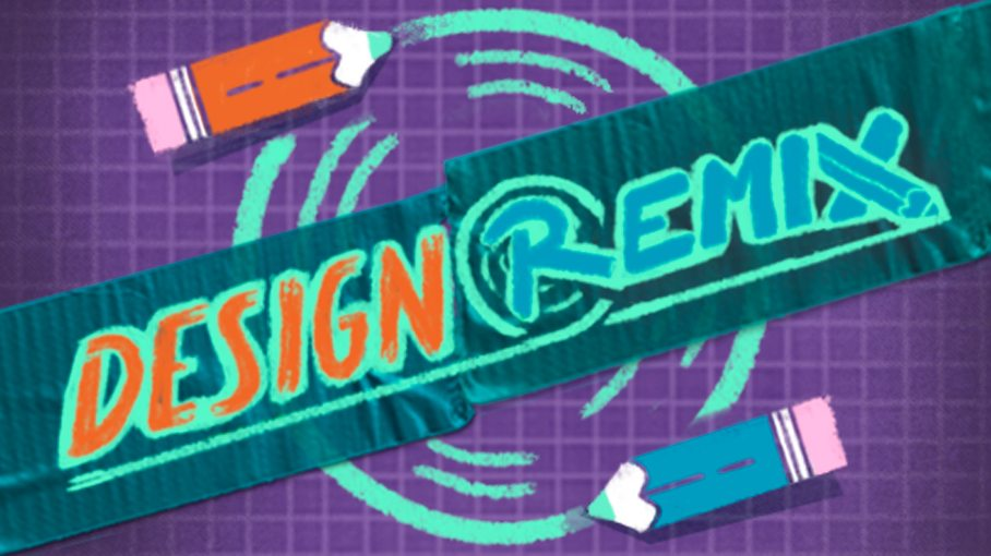 Design Remix logo