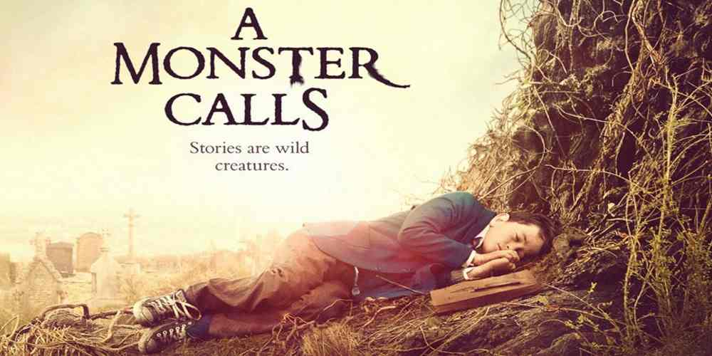 Monster Calls Film Poster