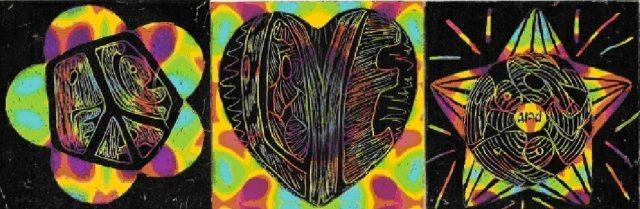 Peace Love Rock n Roll Amy M Weir