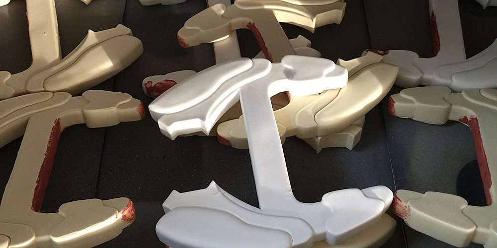 How to Finish Resin Props and Kits