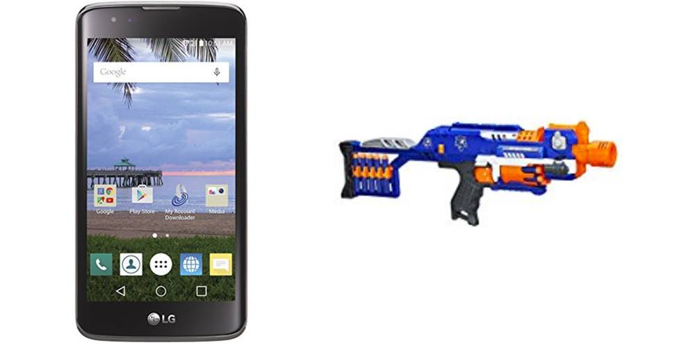 Get an LG Android 5.1 Phone for $50, or Save on a Nerf N-Strike Elite Stockade Blaster – Daily Deals!