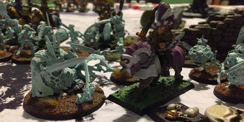 'Warhammer' Battle Report: The Tussle in the Tundra