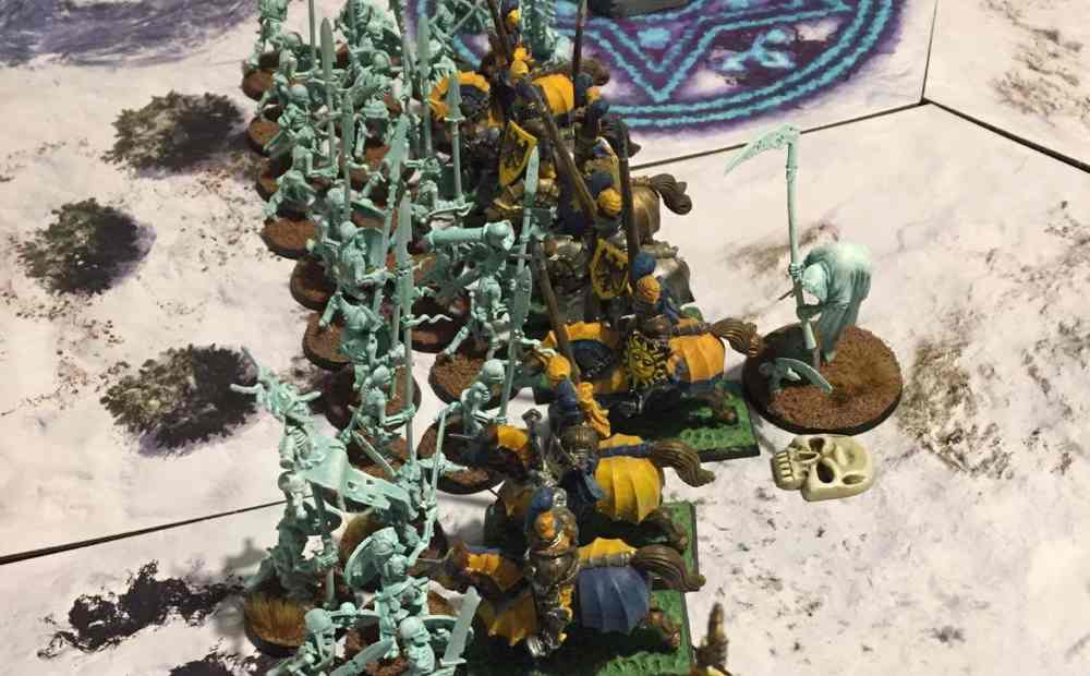 Age of Sigmar Battle
