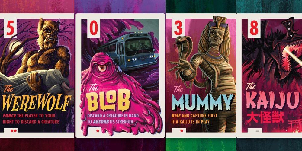 Kickstarter Tabletop Alert: 'Campy Creatures' Review (with Exclusive Card Reveal!)