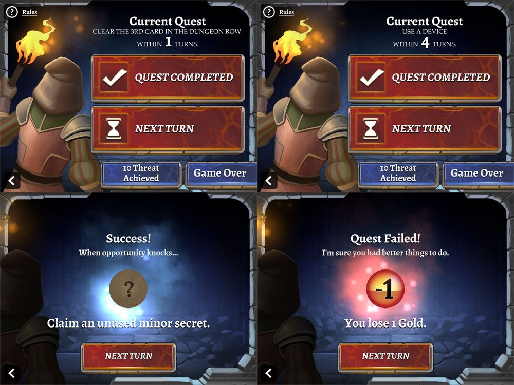 Clank app solo quests
