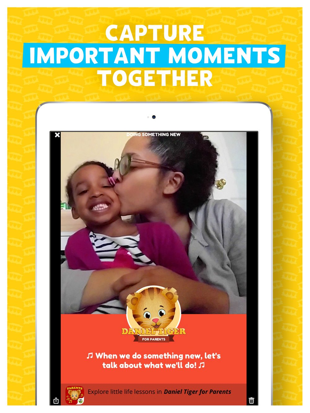 New \'Daniel Tiger for Parents\' App From PBS Kids - GeekDad