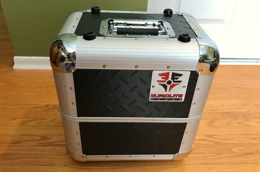 GeekDad Review: EuroLite LP Case Designer Needs a Tape Measure
