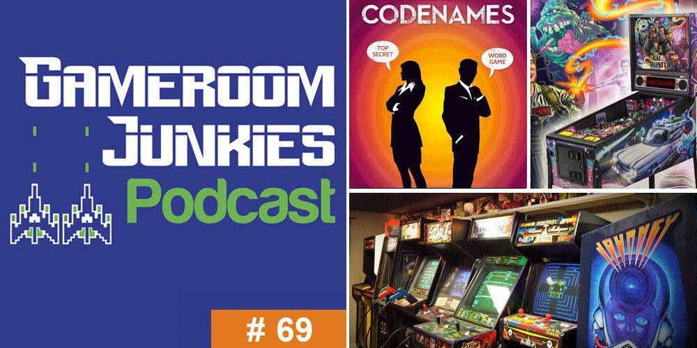 Gameroom Junkies Podcast #69 - Collection Control