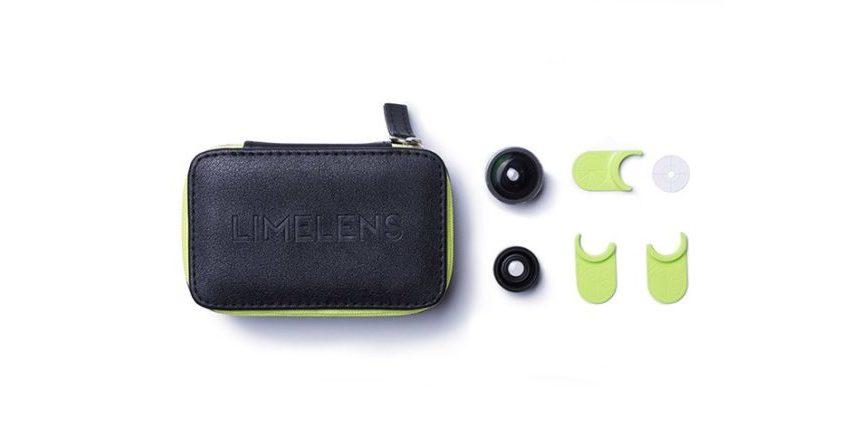 GeekDad Daily Deal: LimeLens Universal Smartphone Camera Lens Set