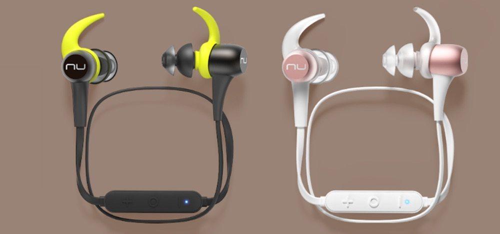 Nuforce wireless earbud giveaway