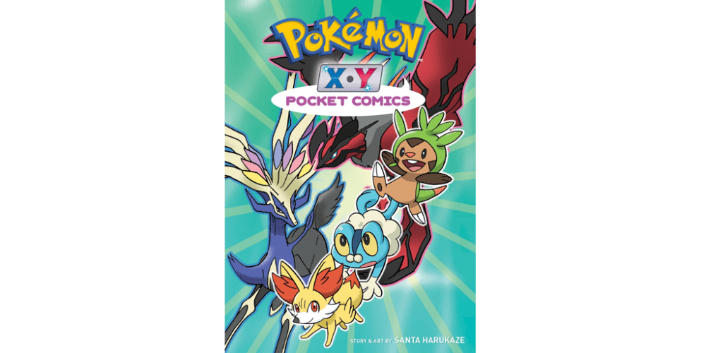 Laugh and Love With Pokemon X•Y Pocket Comics