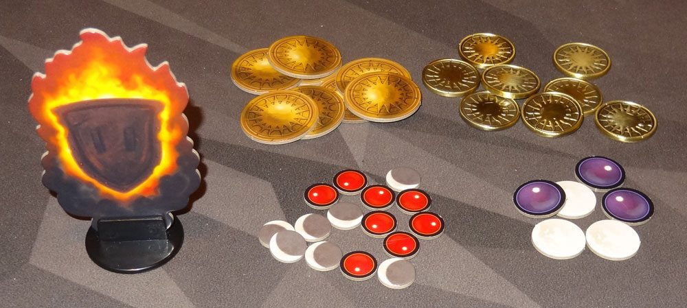 Shadowrift tokens