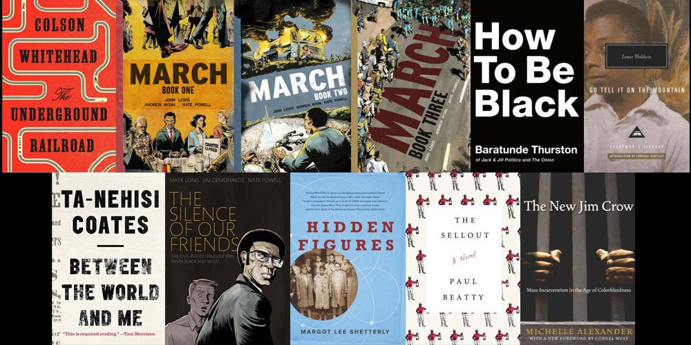 Stack Overflow: Reading List for Black History Month
