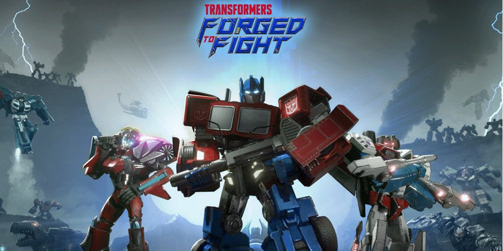 New 'Transformers: Forged to Fight' Trailer Revealed at PAX East