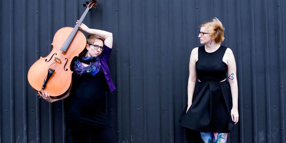 Kickstarter Alert: The Doubleclicks and 'Love Problems'