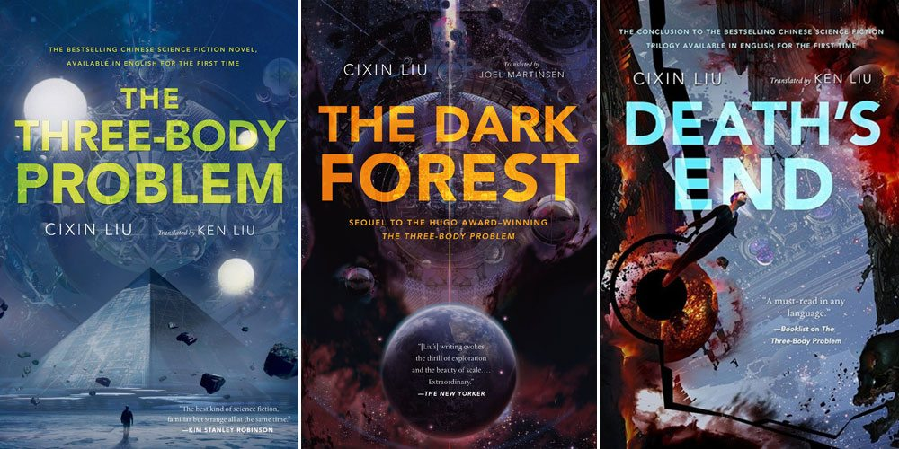 The Three-Body Problem trilogy