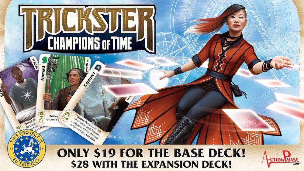 Trickster Kickstarter