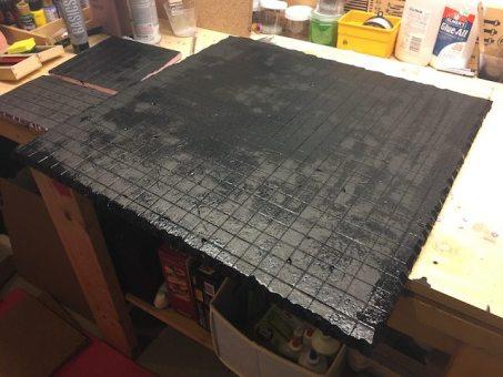 base paint large tile
