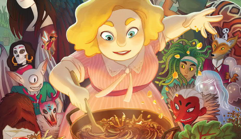 'Brave Chef Brianna' Cooks Up an Enticing Story for All Ages