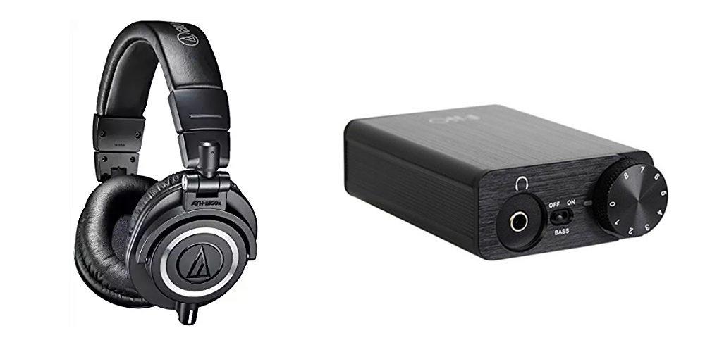 Daily Deals on Good Personal Audio: Refurb Audio-Technica Headphones; Fiio DAC/Amp