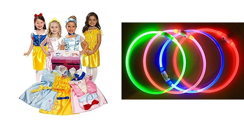 Save on All the Princess Stuff; Get a USB-Rechareable Glowing Collar : Check Out the Daily Deals!