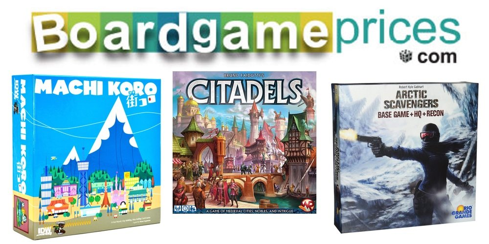 Top Board Game Deals for March 2017