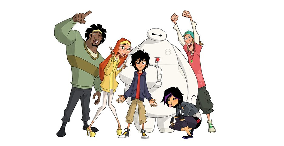 'Big Hero 6 The Series' Gets Early Second Season Order