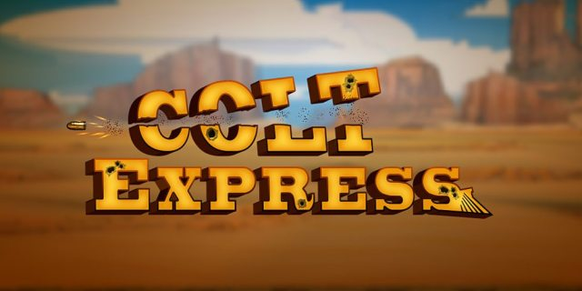 Colt Express Logo, Image: Asmodee Digital