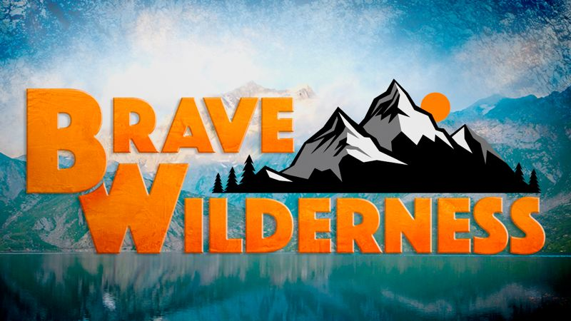 Brave Wilderness Title Card