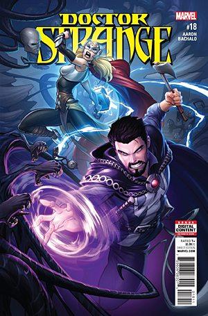 Doctor Strange #18, Image: Marvel