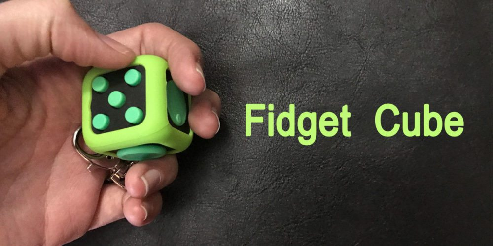 Fidget Cube – Not for Me After All