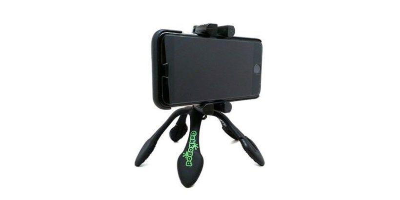 GeekDad Daily Deal: Gekkopod Mobile Smartphone Mount