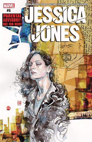 Jessica Jones #6, Image: Marvel