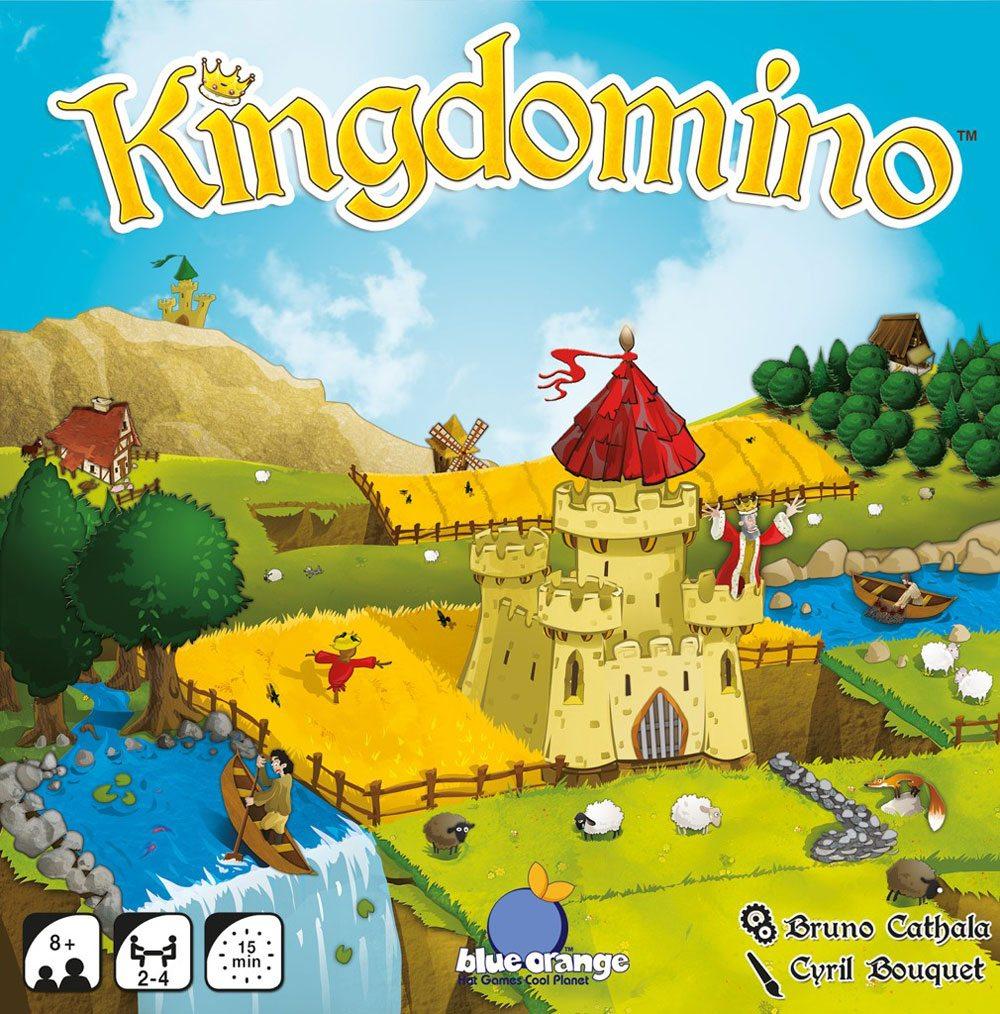 Kingdomino cover